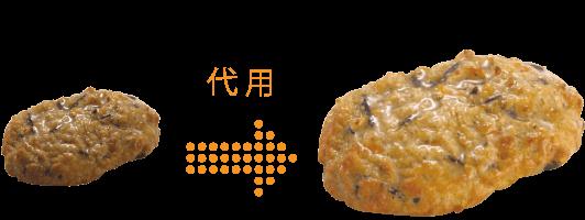ハンバーグ[小麦・乳製品・卵 不使用]