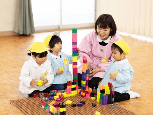 満3歳児クラス